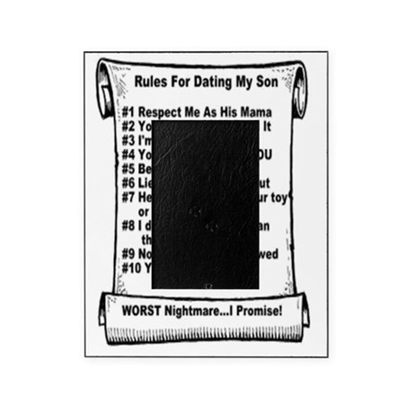 90 days rules dating son