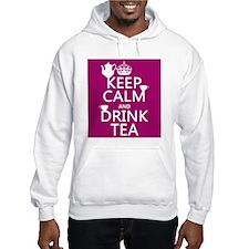 Keep Calm and Drink Tea Jumper Hoody