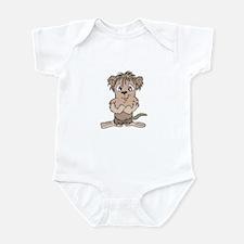 Cute Little Mole Infant Bodysuit