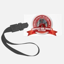Red Friday Luggage Tag