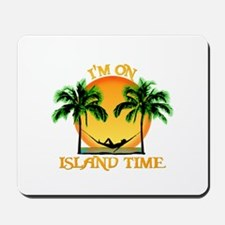 Island Time Mousepad