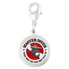 Master Diver (Hammerhead) Charms
