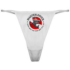 Master Diver (Hammerhead) Classic Thong