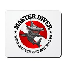 Master Diver (Hammerhead) Mousepad