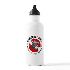 Master Diver (Hammerhead) Water Bottle