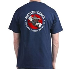 Master Diver (Hammerhead) T-Shirt