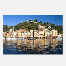 Portofino, Italy Postcards (Package of 8)