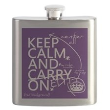 Keep Calm and Edit On Flask