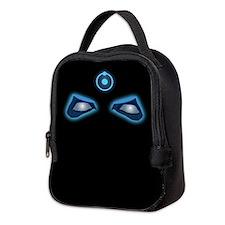 Dr. Manhattan Watchmen Neon Eyes Neoprene Lunch Ba