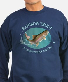 Rainbow Trout Sweatshirt