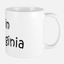 Born in West Virginia Mug