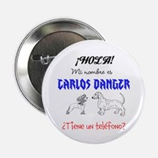 "Carlos Danger 2.25"" Button (10 pack)"