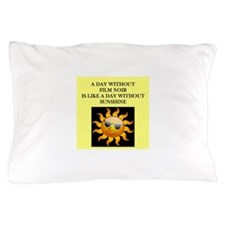 film noir Pillow Case