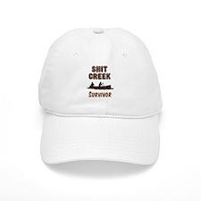 Shit Creek Survivor Baseball Hat