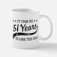 Funny 51st Birthday Mug