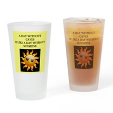 cave Drinking Glass