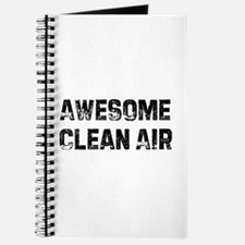 Awesome Clean Air Journal
