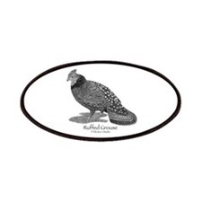 Ruffed Grouse Patches