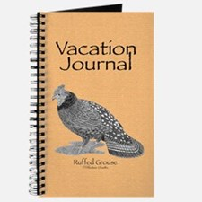 Ruffed Grouse Vacation Journal