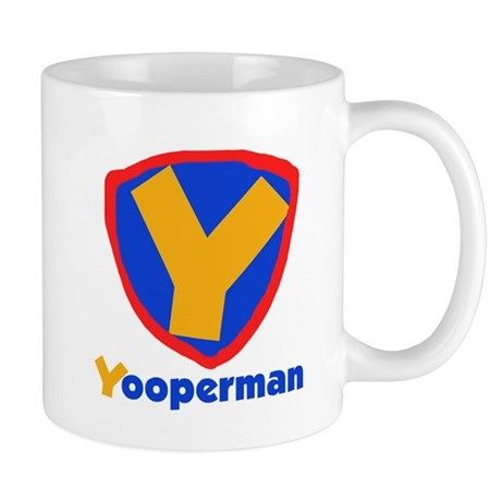 YooperMan Mug