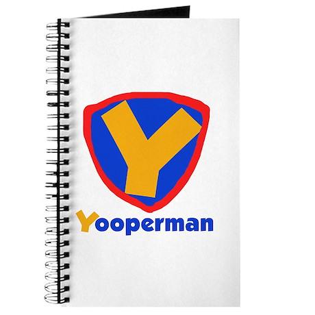 YooperMan Journal