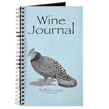 Ruffed Grouse Wine Journal