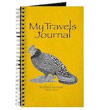 Ruffed Grouse Travel Journal