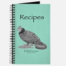 Ruffed Grouse Recipes Journal