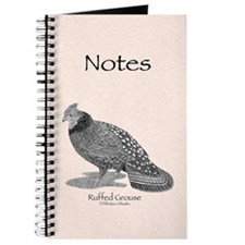 Ruffed Grouse Journal Notes