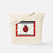 ... Ladybug Tote Bag