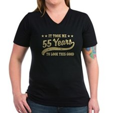Funny 55th Birthday Shirt