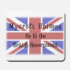 The British Government Mousepad