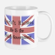The British Government Mug