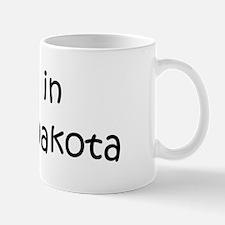 Born in North Dakota Mug