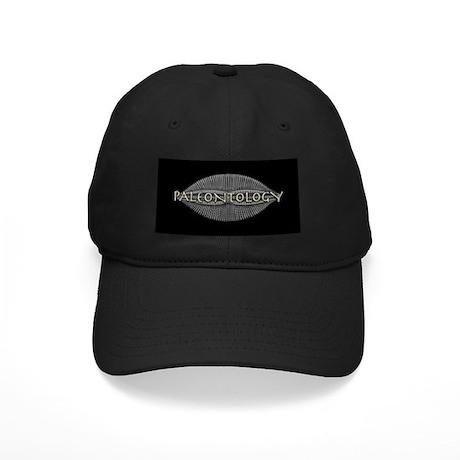 Paleontology Diatom Black Cap