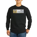 "WTD: ""Mind Over Matter"" Long Sleeve Dark T-Shirt"