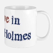 Believe in Mycroft Mug
