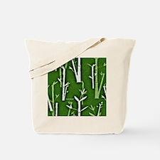 Spring Bamboo Tote Bag