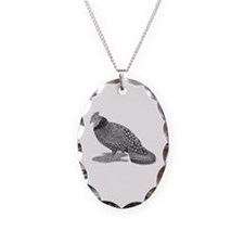 Ruffed Grouse Necklace