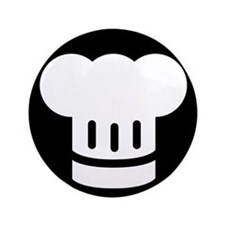 "Chef Ideology 3.5"" Button"