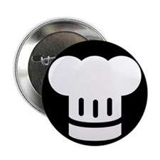 """Chef Ideology 2.25"""" Button (100 pack)"""
