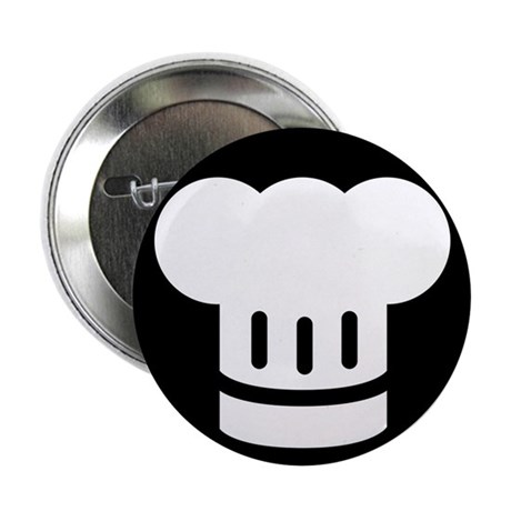 """Chef Ideology 2.25"""" Button"""