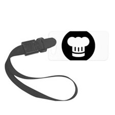 Chef Ideology Luggage Tag