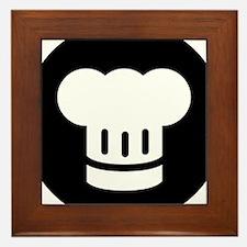 Chef Ideology Framed Tile