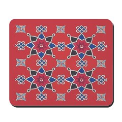 Red Beauty Mousepad