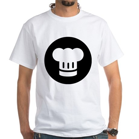 Chef Ideology White T-Shirt