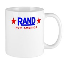 Rand Paul For America Mug