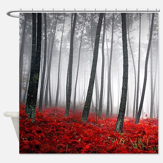 Awesome shower curtains awesome fabric shower curtain liner for Awesome shower curtains