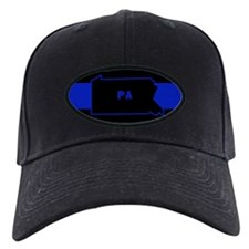 Pennsylvania Thin Blue Line Baseball Hat