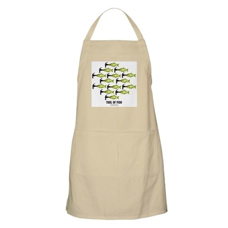 Tool of Fish BBQ Apron